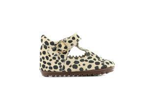 Shoesme Babyproof BP20S001-G beige dots