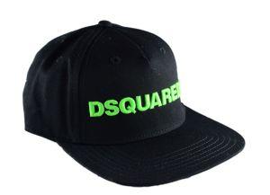 Dsquared2 Cap DQ03YM-D00YT Zwart