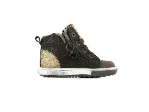 Shoesme Extreme Flex  EF21W036-B brons dots