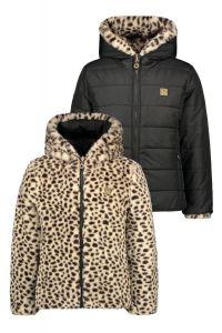 Flo  reversible jacket F007-5250 Animal