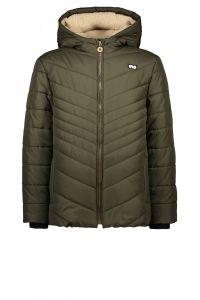 Flo Hooded jacket F008-6210 Army
