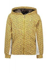 FLO jacket F102-5205 panter hooded jasje