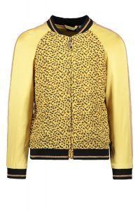 FLO jacket F102-5233 panter baseball jas