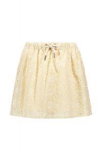 FLO rok F130-5730 broidery skirt sand