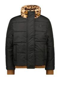 FLO jas F107-5280  Antra fur jacket