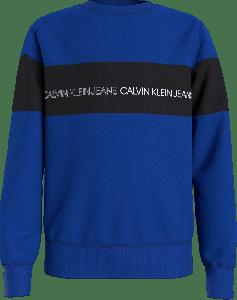 Calvin Klein Trui IB0IB00812C66 logo balk