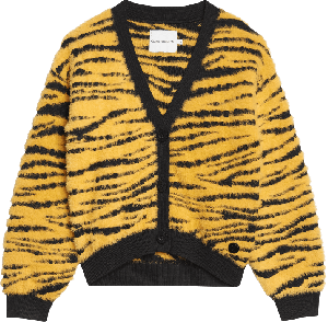 Calvin Klein vest IG0IG00682 animal yellow