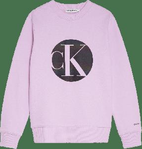 Calvin Klein Trui IG0IG00752VOW Rond logo