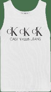 Calvin Klein Top IG0IG0893YAF ckckck logo