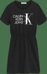 Calvin Klein Dress IG0IG00913BEH logo groot