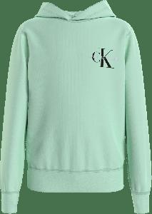 Calvin Klein Hoodie IU0Iu00164LZY borst logo
