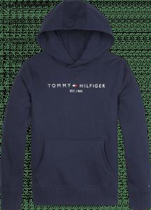 Tommy Hilfiger Hoodie KB0KB05673BBU Black