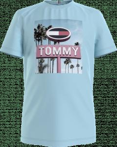 Tommy Hilfiger Tee KB0KB06517 fotoprint