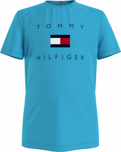 Tommy Hilfiger Tee KB0KB06523CXB klein logo