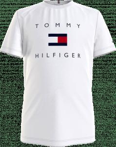 Tommy Hilfiger Tee  KB0KB06523 hilfiger logo