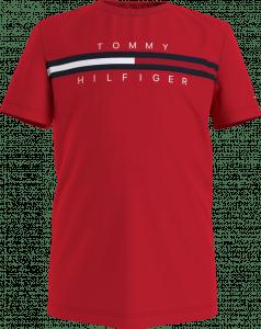 Tommy Hilfiger Tee  KB0KB06532X flag rib