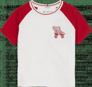 Tommy Hilfiger Tee KG0KG05874 colorblock skate