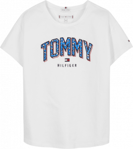 Tommy Hilfiger Tee KG0KG05875 panter logo