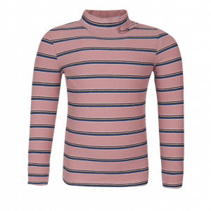 Someone L Tee SG03-212-20718 Kiki stripe pink