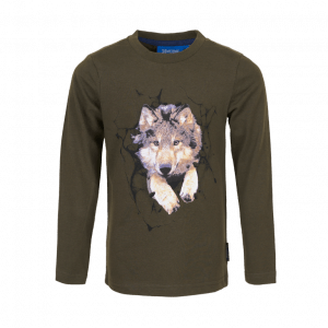Someone LTee SB03-212-20678 Loup wolf khaki