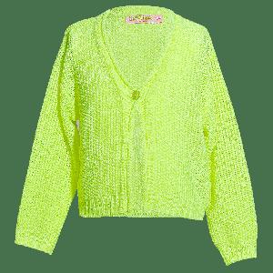 Someone vest SG15-211-20118 fluo geel
