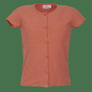 Mini Rebels Blouse SG02-211-20601 peach