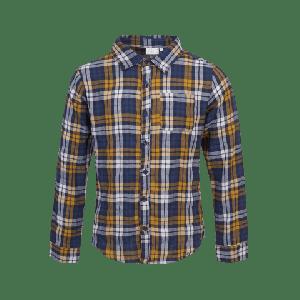 Mini rebel blouse SB22.202.19537 nox camel