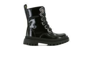 Shoesme Bootie NT21W006-C zwart lak