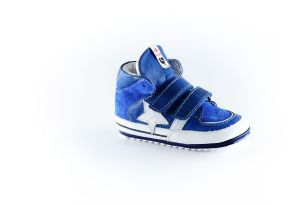 Shoesme Babyschoentje BP9S012-B Cobalt