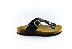 Kipling Slipper Juan 4 11965204-0900-zwart
