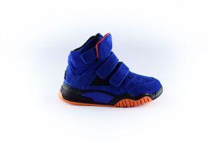 HIp H1093 sneaker Kobalt velcro