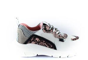 Clic sneaker CL-20115 rose snake