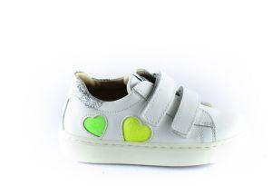 EB Shoes sneaker 1227T1 fluor velcro