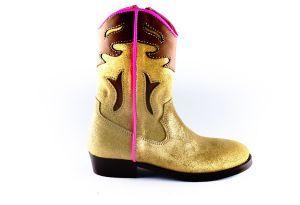 Shoesme Western WT20W115-B Gold