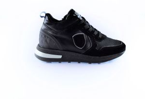 Hip sneaker H1931-10CO-00 zwart