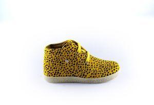 Falcotto sneaker 0G04 Oker giraffe print