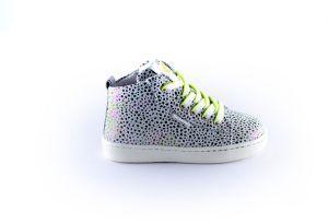 Develab sneaker 41286 firststep wit giraffe