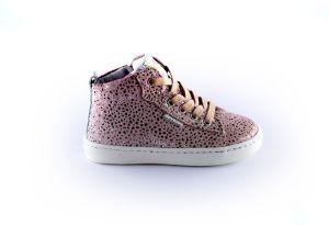 Develab sneaker 41286 firststep pink giraffe