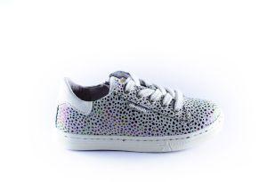 Develab sneaker 42334 White combi giraffe