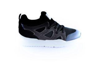 Red Rag Sneaker 13083 Khaki fabrics