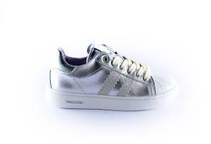 Pinocchio sneaker P1834-90ME-90 Zilver