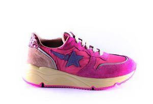 Clic sneaker CL-20337 Fuxia roze