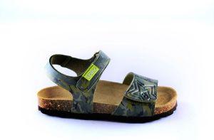 Kipling Sandaal Nino 3 12165529-0420 velcro