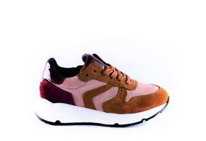 Pinocchio sneaker P1472-36CO pink beige