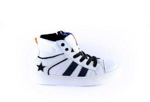 Kipling sneaker 22162142 Boston wit stripe