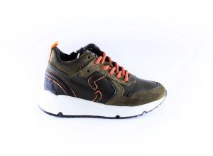 Hip sneaker H1496-65CO-BC green