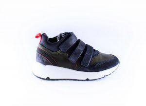 Hip sneaker H1497-46CO-CC velcro blauw