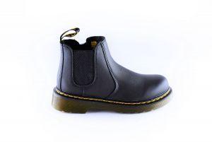 Dr.Martens chelsea 16704001 zwarte lederen boot