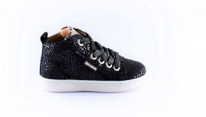 Develab sneaker 41602 leopard zwart