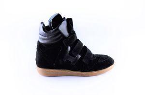 Hip sneaker H1556-10SU-10LE Isabel Marant zwart